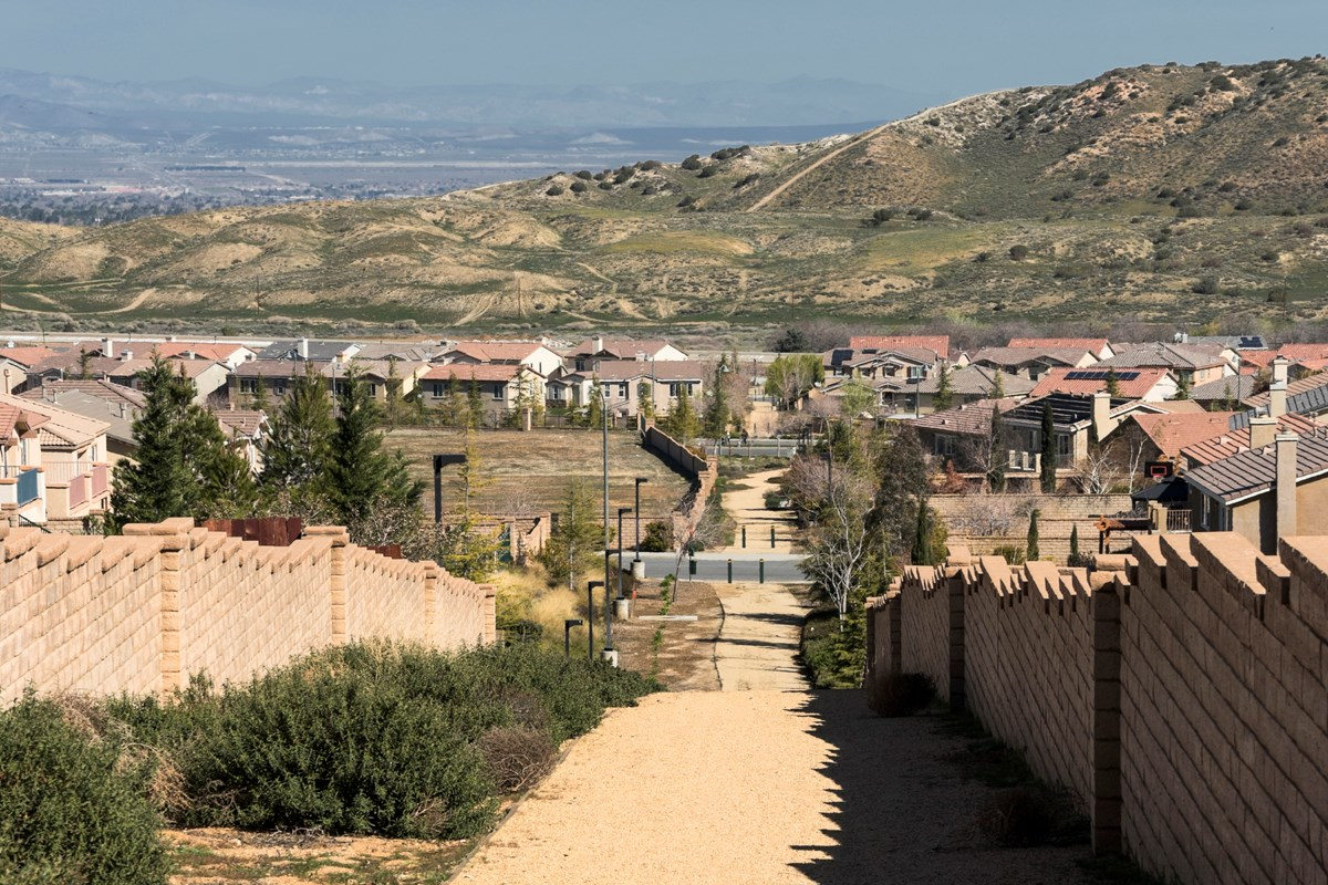 New Homes in Palmdale, CA - Crestview at Anaverde Walking Trails