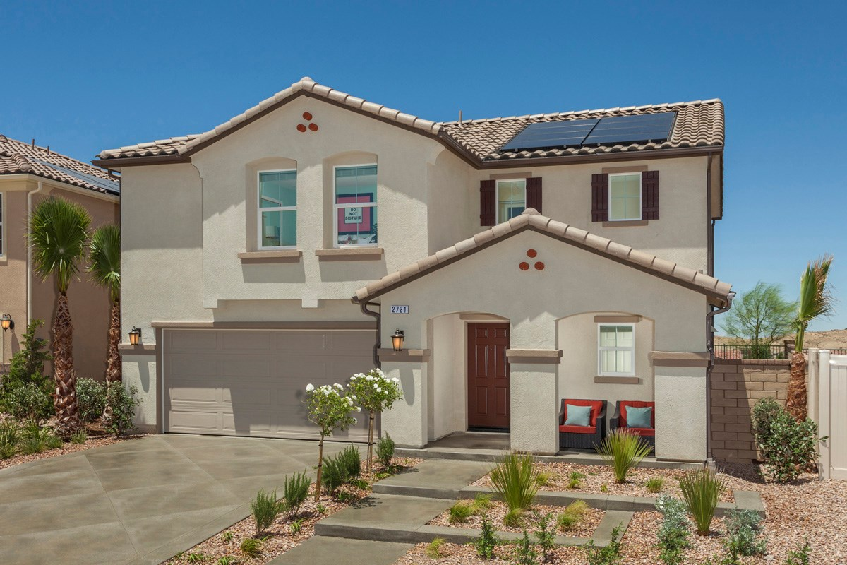 New Homes in Palmdale, CA - Crestview at Anaverde Residence One