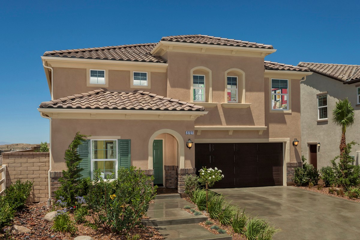 New Homes in Palmdale, CA - Crestview at Anaverde Residence Four