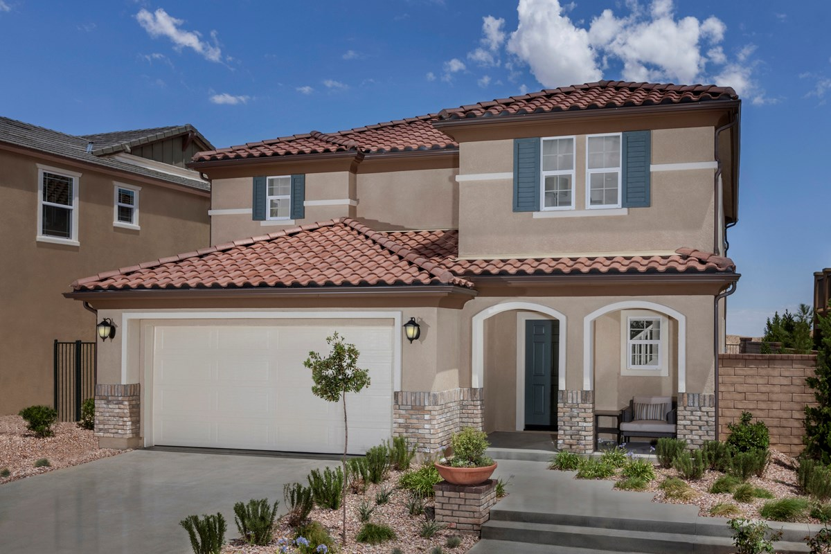 New Homes in Palmdale, CA - Crestview at Anaverde Residence Two
