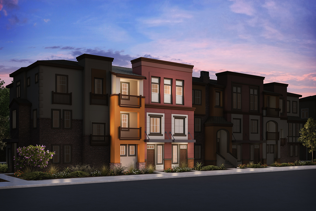 New Apartments On Berry Rd