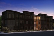 New Homes in San Jose , CA - Plan 3 Modeled