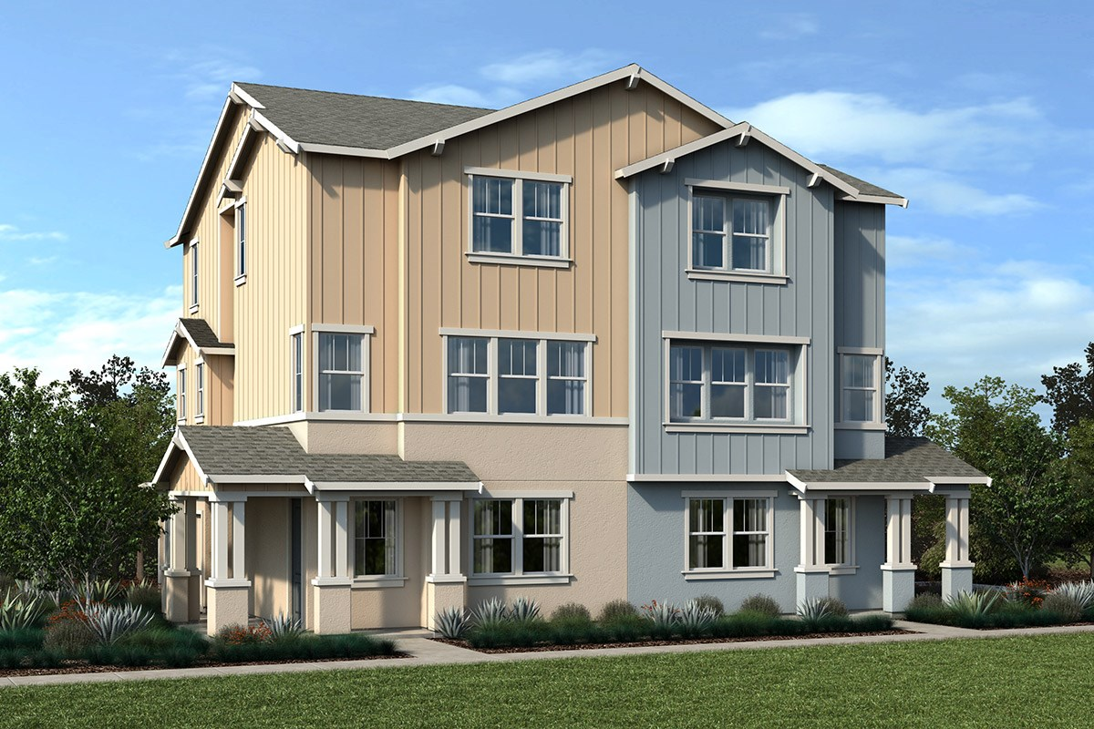 New Homes in Novato, CA - Atherton Place Plan 1979