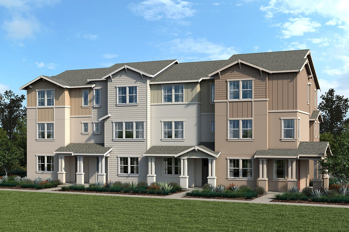 New Homes in Novato, CA - Atherton Place Plan 2032