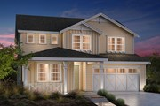 New Homes in Fremont, CA - Plan 4 Modeled