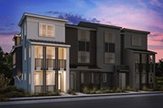New Homes in Milpitas , CA - Plan 2 Modeled