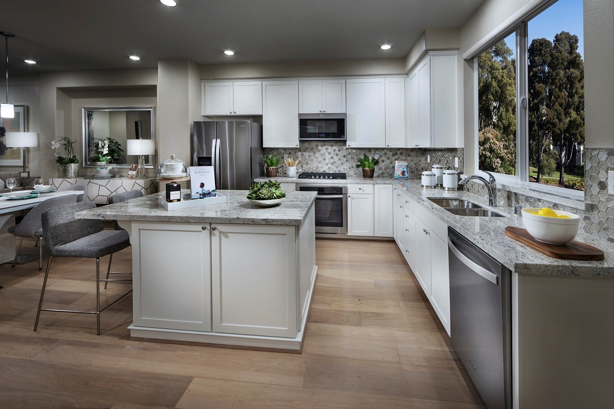 New Homes in Milpitas , CA - Circuit Plan 3 ALT Kitchen