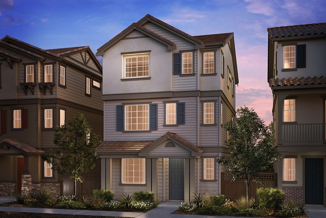 New Homes in Hayward, CA - Cape Cod