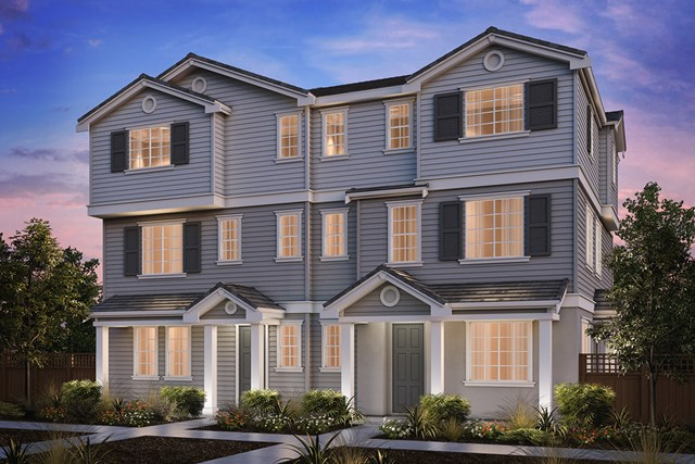 New Homes in Hayward, CA - Duet: Cape Cod