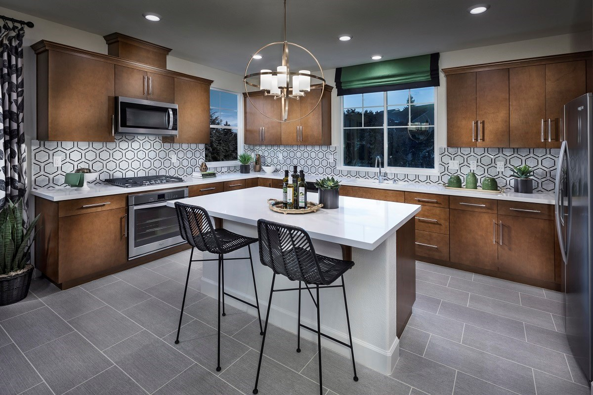 New Homes in Hayward, CA - Element Plan 3 Kitchen