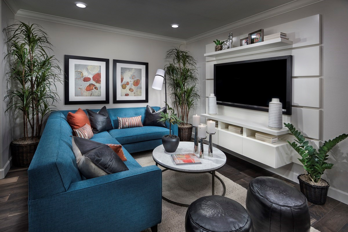 New Homes in Hayward, CA - Element Plan 1 Living Room