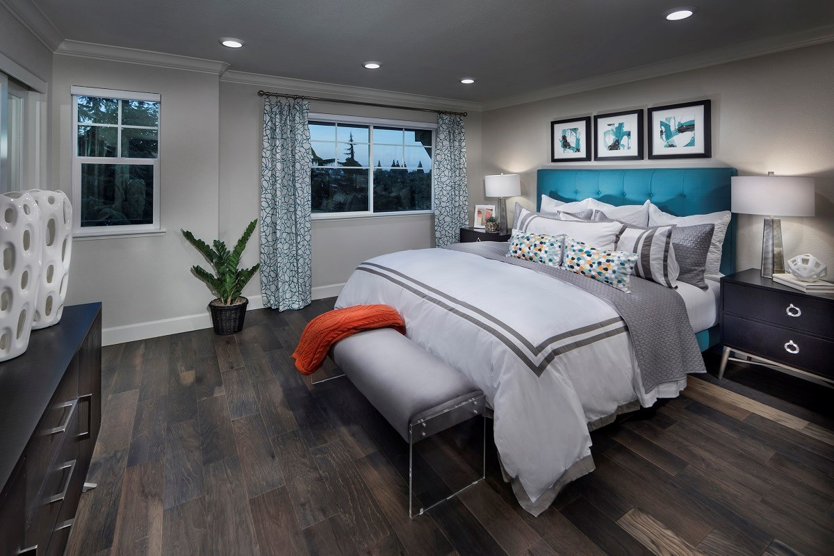 New Homes in Hayward, CA - Element Plan 1 Master Bedroom