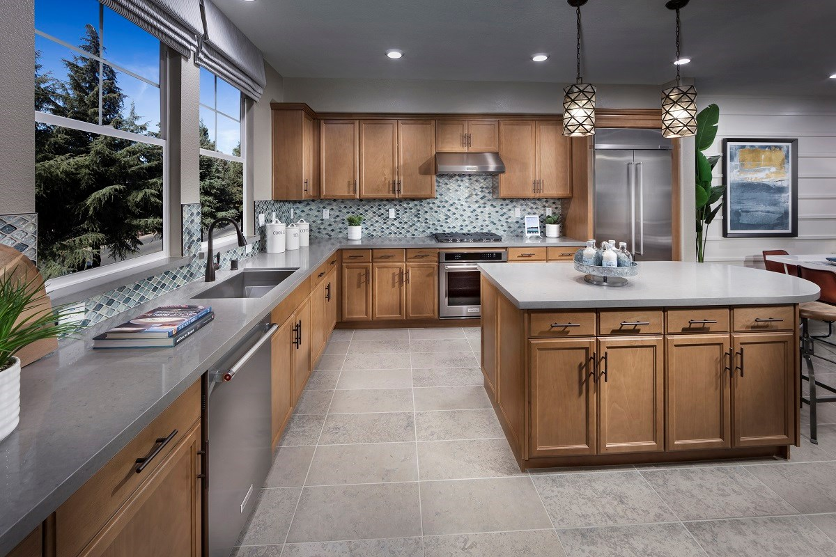 New Homes in Hayward, CA - Element Plan 2 Kitchen