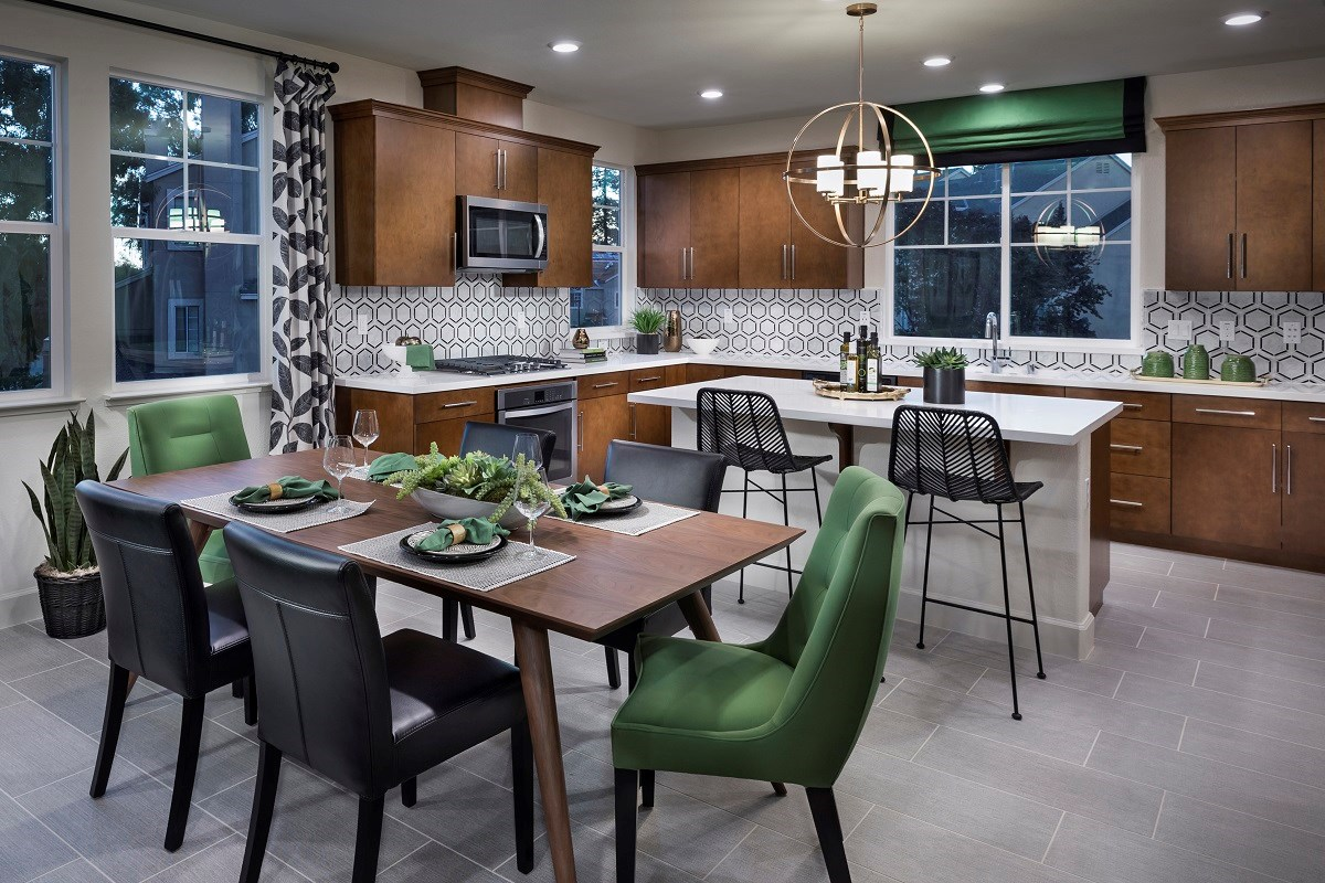 New Homes in Hayward, CA - Element Plan 3 Dining Room