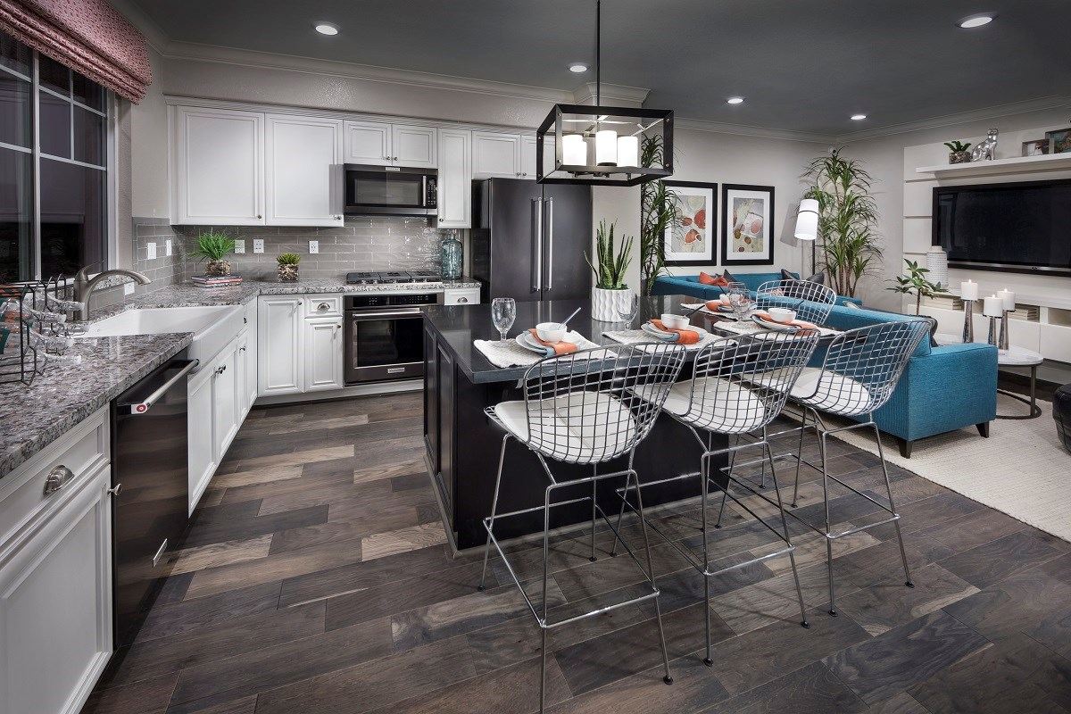 New Homes in Hayward, CA - Element Plan 1 Kitchen