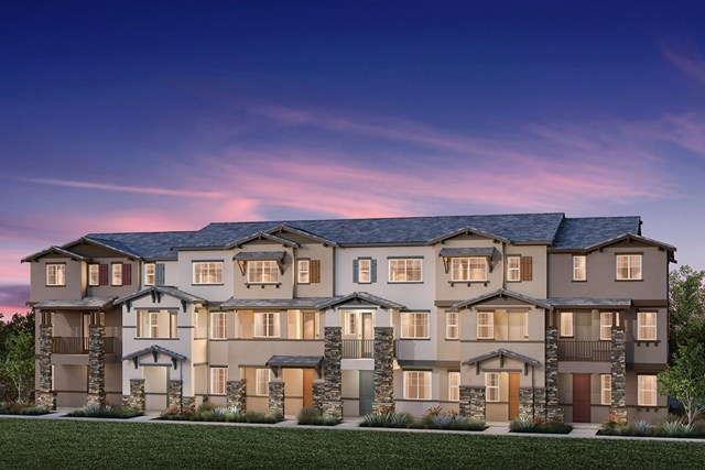 New Homes in Hayward, CA - 6-Plex Building B