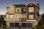 New Homes in Petaluma, CA - Plan 3