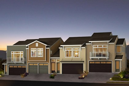 New Homes in Petaluma, CA