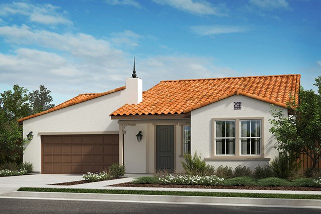 New Homes in Rohnert Park , CA - Plan 2 Spanish A