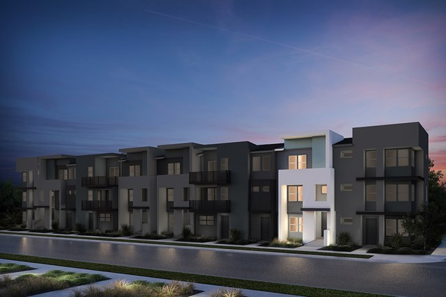 New Homes in Milpitas, CA - 10-Plex Plan 3