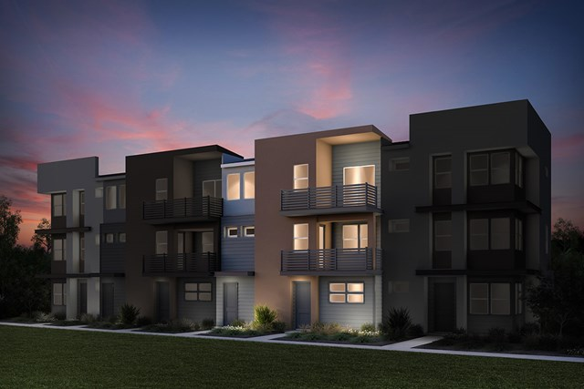 New Homes in Milpitas, CA - 6-Plex Plan 2