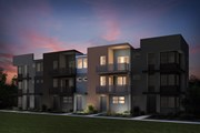 New Homes in Milpitas, CA - Plan 1 Modeled