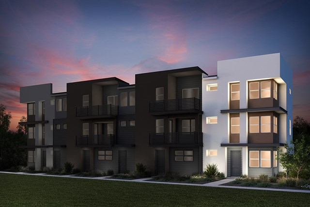 New Homes in Milpitas, CA - 6-Plex Plan 4