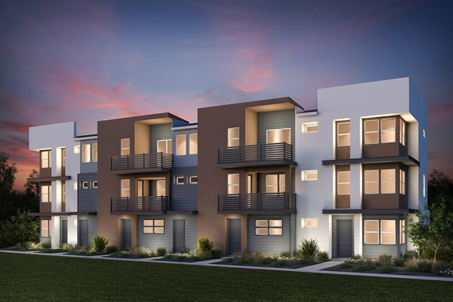 Browse new homes for sale in Lucente