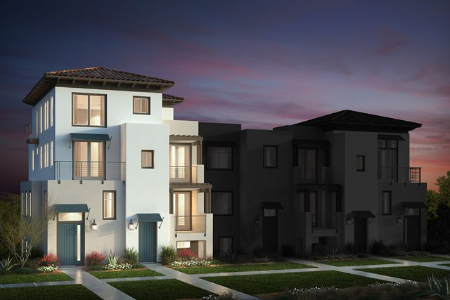New Homes in San Jose, CA - Transitional: 5-Plex