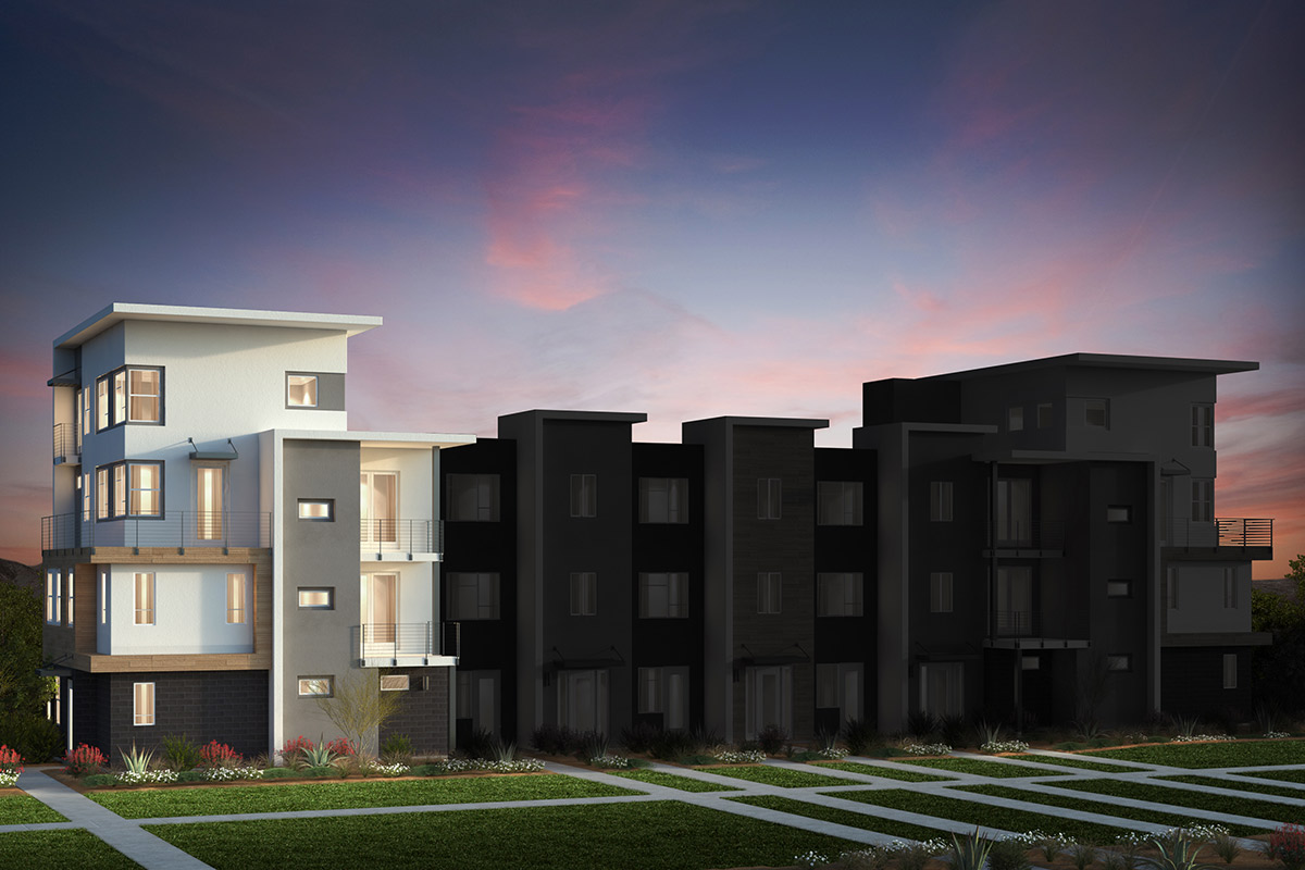 Contemporary 'A': 7-Plex