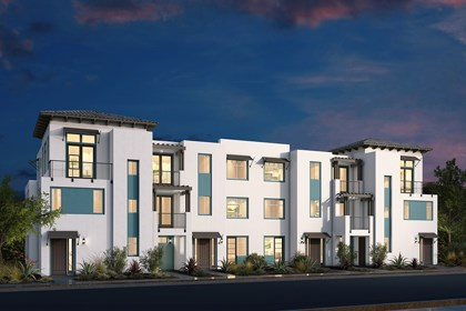 New Homes in San Jose, CA - Transitional Elevation