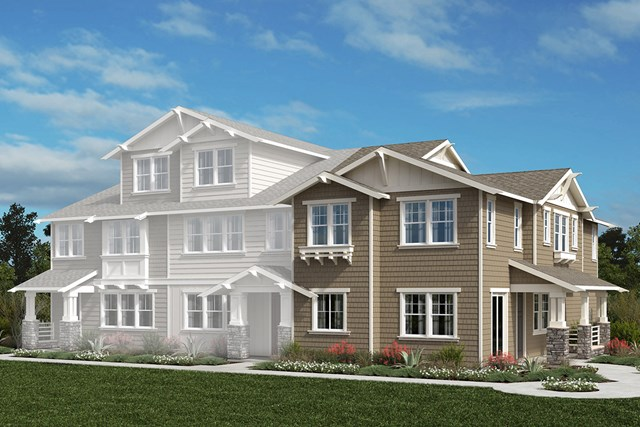 New Homes in Moraga, CA - Plan 3A