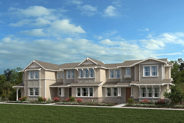 New Homes in Moraga, CA - Plan 5 Building G - Right