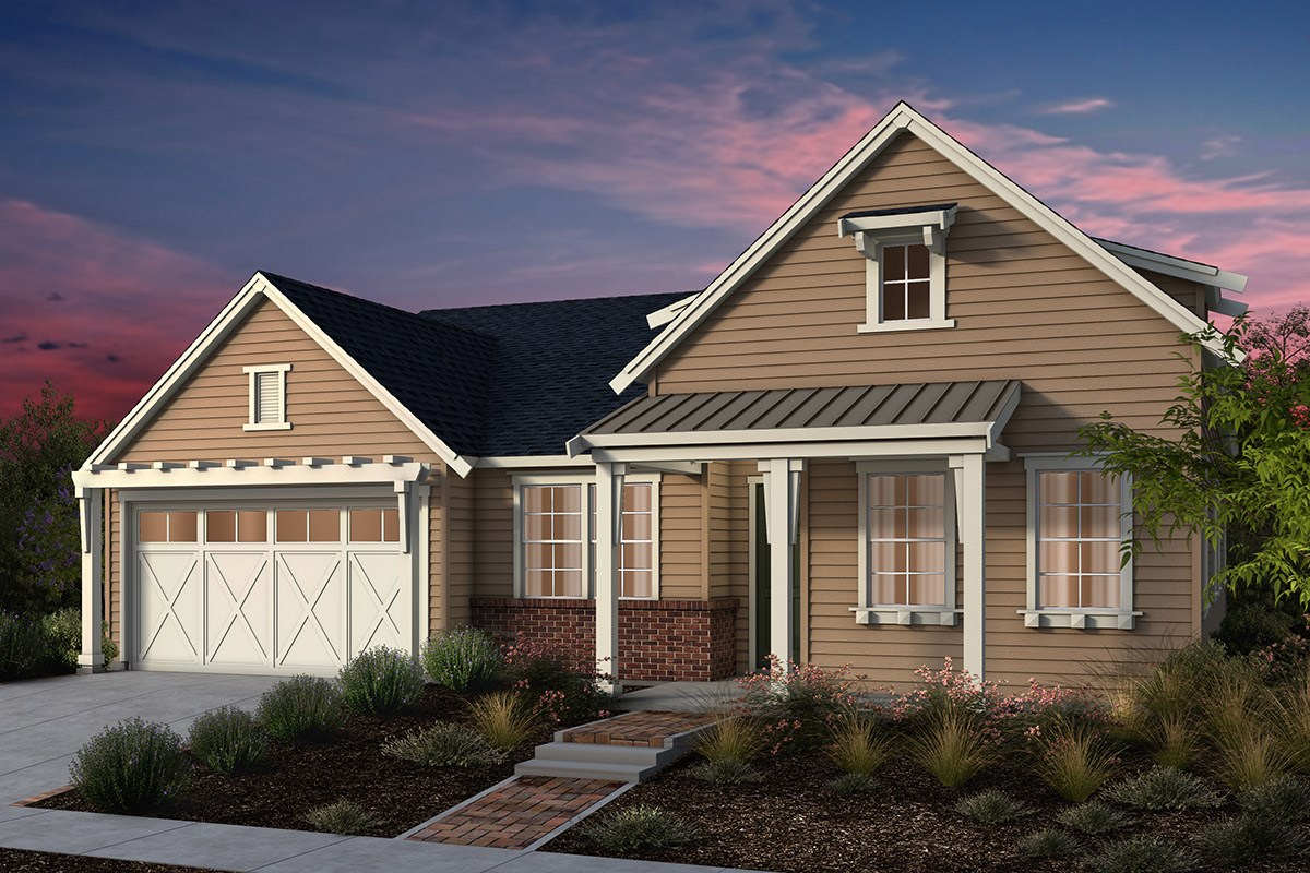 N Home Elevation Jersey : Plan new home floor in north grove at patterson