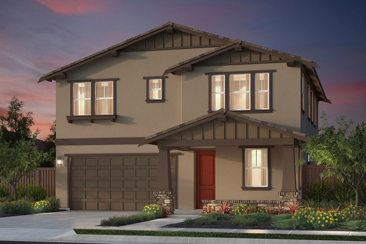 Primrose At Sanctuary Village A New Home Community By Kb Home