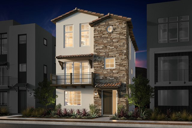 New Homes in San Jose, CA - Mediterranean