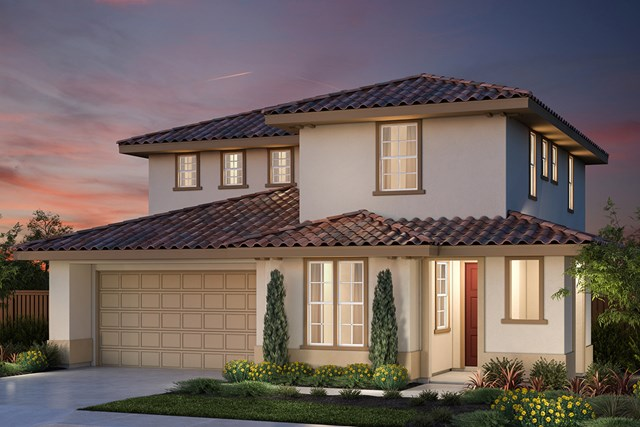New Homes in Vallejo, CA - Italianate