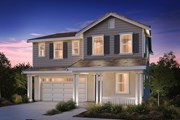 New Homes in Brentwood, CA - Plan 3 MODELED