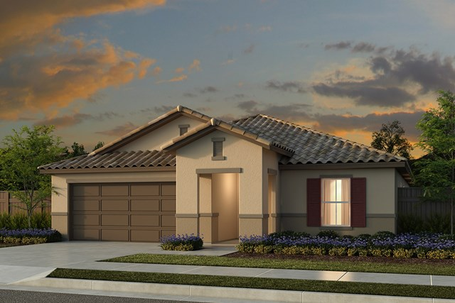 New Homes in Manteca, CA - Plan 1718 - Tuscan