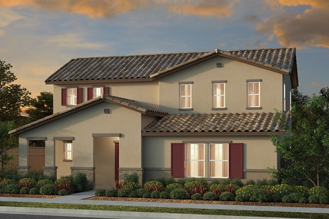 New Homes in Manteca, CA - Plan 2161 Tuscan