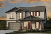 New Homes in Manteca, CA - Plan 2376 Modeled