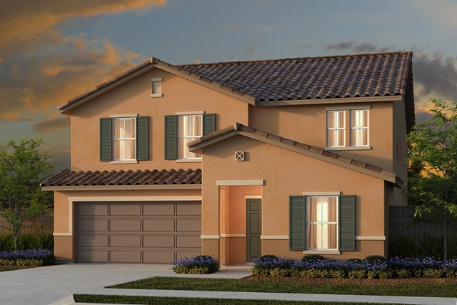 New Homes in Manteca, CA - Plan 2674 - Tuscan