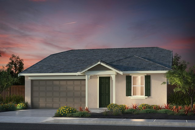 New Homes in Hollister, CA - Plan 2 French