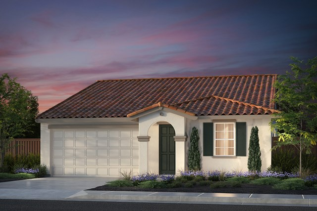 New Homes in Hollister, CA - Plan 2 Early California