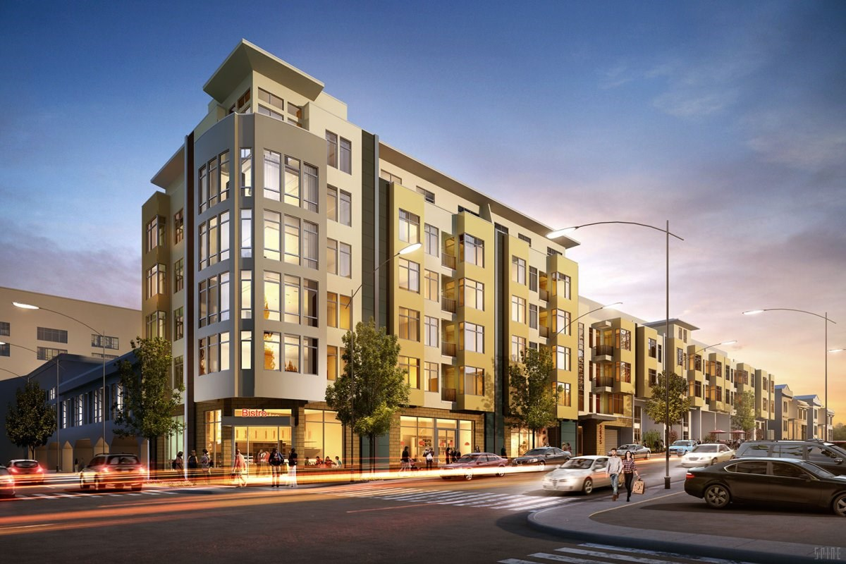 New Homes in San Francisco, CA - The District at Lower Pacific Heights