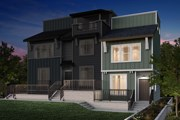 New Homes in Daly City, CA - Plan 2A-ALT