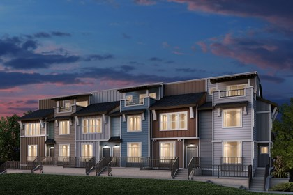 New Homes in Daly City, CA - 6-PLEX: Type C