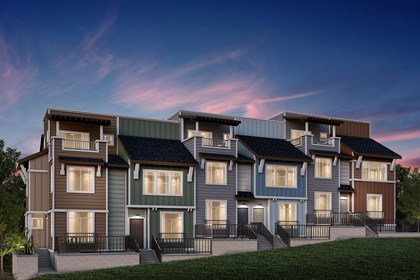 New Homes in Daly City, CA - 6-PLEX: Type E