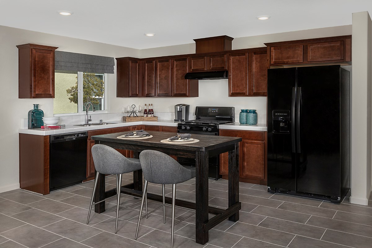 New Homes in Fresno, CA - Laurel Grove Plan 1769 Kitchen