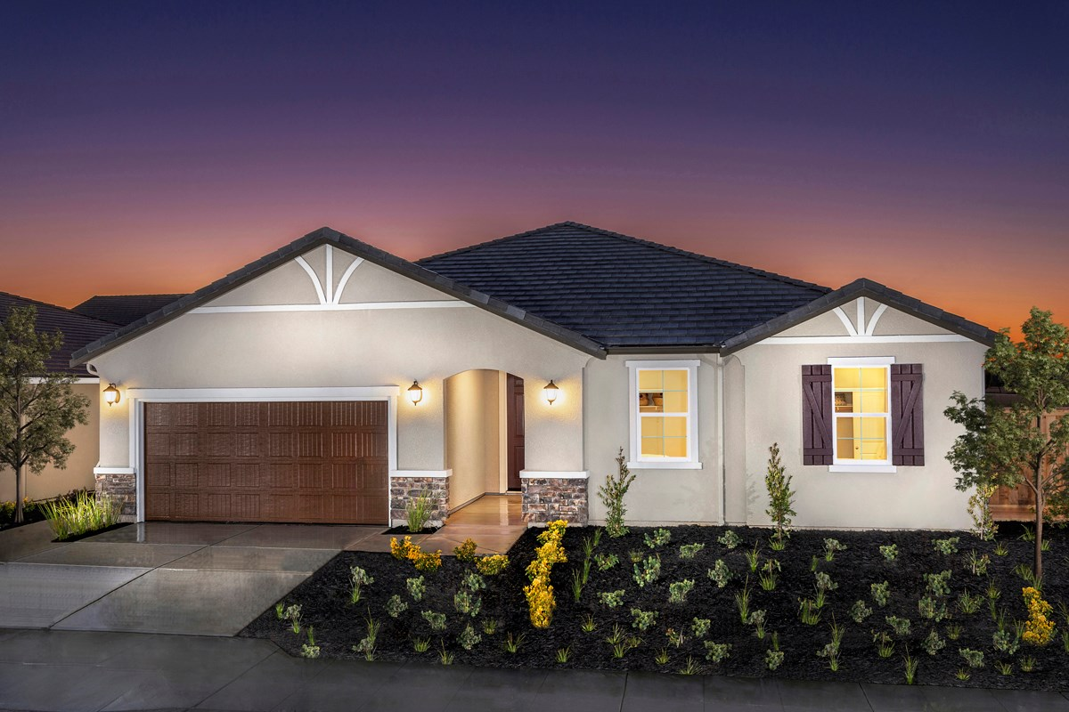 New Homes in Fresno, CA - Laurel Grove Plan 2321